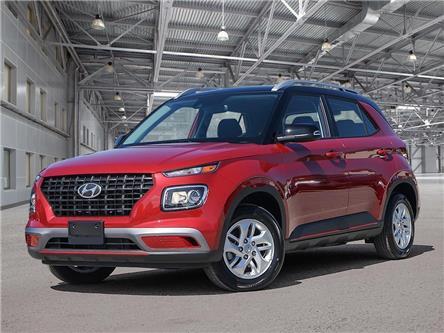 2021 Hyundai Venue Preferred w/Two-Tone (Stk: 30614) in Scarborough - Image 1 of 22