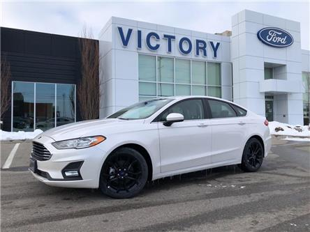 2020 Ford Fusion SE (Stk: VFU18987) in Chatham - Image 1 of 18