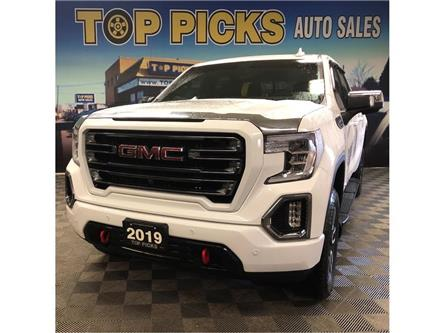 2019 GMC Sierra 1500 AT4 (Stk: 187130) in NORTH BAY - Image 1 of 30
