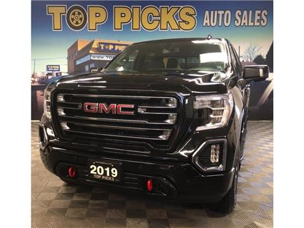 2019 GMC Sierra 1500 AT4 (Stk: 180972) in NORTH BAY - Image 1 of 30