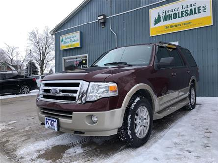2010 Ford Expedition Eddie Bauer (Stk: 54144) in Belmont - Image 1 of 30