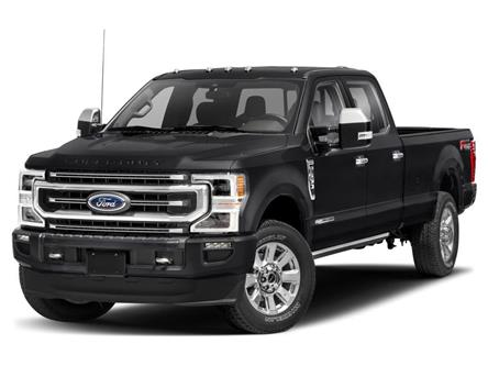 2021 Ford F-350 Platinum (Stk: M-1135) in Calgary - Image 1 of 9