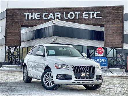 2017 Audi Q5 2.0T Progressiv (Stk: 21025) in Sudbury - Image 1 of 24