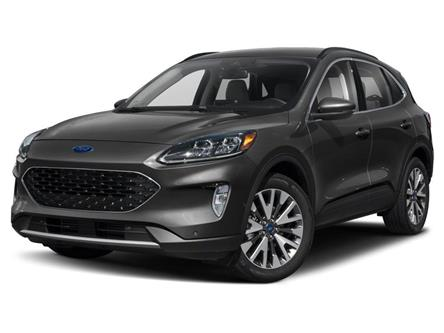 2021 Ford Escape Titanium Hybrid (Stk: ES21-26496) in Burlington - Image 1 of 9