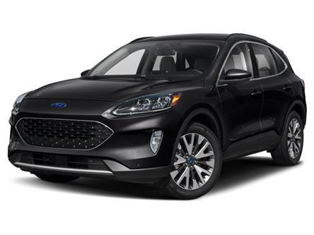 2021 Ford Escape Titanium Hybrid (Stk: ES21-33276) in Burlington - Image 1 of 9