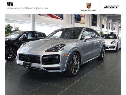 2020 Porsche Cayenne Turbo Coupe (Stk: P15803) in Vaughan - Image 1 of 6