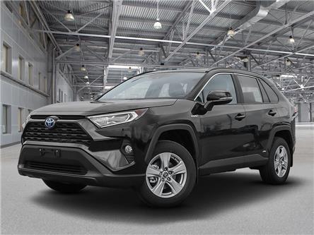 2021 Toyota RAV4 Hybrid XLE (Stk: D210719) in Mississauga - Image 1 of 23