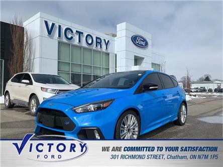 2018 Ford Focus RS Base (Stk: V6906) in Chatham - Image 1 of 29