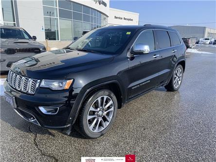 2018 Jeep Grand Cherokee Overland (Stk: U04713) in Chatham - Image 1 of 25