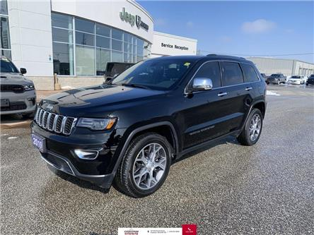 2019 Jeep Grand Cherokee Limited (Stk: N04979A) in Chatham - Image 1 of 27
