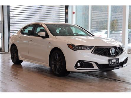 2019 Acura TLX Tech A-Spec (Stk: PL21017) in Kingston - Image 1 of 19