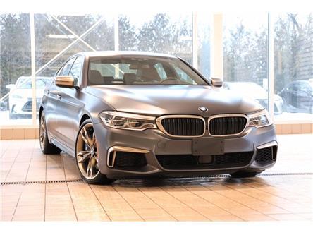 2018 BMW M550i xDrive (Stk: PL21016) in Kingston - Image 1 of 10