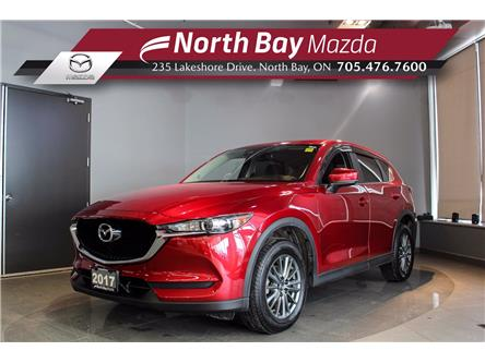 2017 Mazda CX-5 GS (Stk: 21109A) in North Bay - Image 1 of 22
