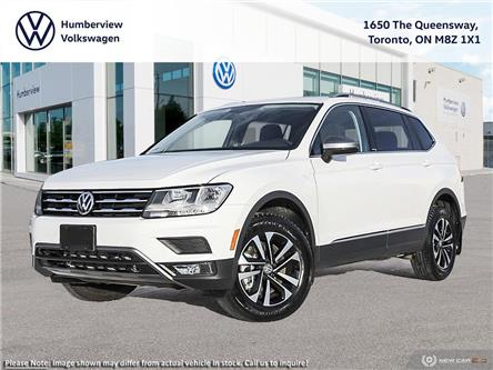 2021 Volkswagen Tiguan United (Stk: 98358) in Toronto - Image 1 of 23