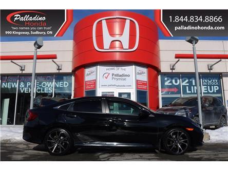 2019 Honda Civic Sport (Stk: 23028A) in Sudbury - Image 1 of 35