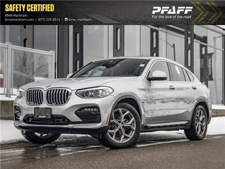 2021 BMW X4 xDrive30i (Stk: U14016) in Markham - Image 1 of 22