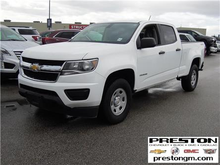 2018 Chevrolet Colorado WT (Stk: X31181) in Langley City - Image 1 of 26