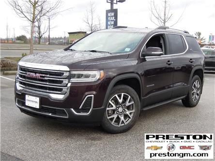 2020 GMC Acadia SLE (Stk: X31611) in Langley City - Image 1 of 29