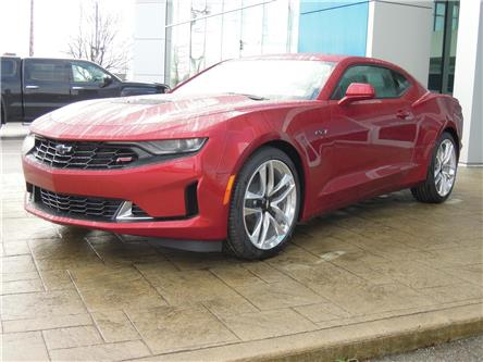 2021 Chevrolet Camaro LT1 (Stk: 1203010) in Langley City - Image 1 of 6