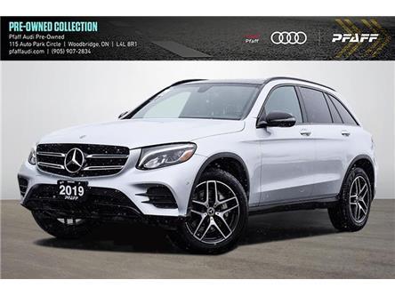 2019 Mercedes-Benz GLC 300 Base (Stk: C8164) in Woodbridge - Image 1 of 19