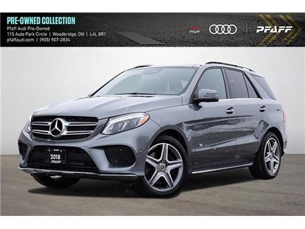 2018 Mercedes-Benz GLE 400 Base (Stk: C8165) in Woodbridge - Image 1 of 24