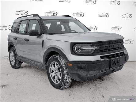 2021 Ford Bronco Sport Base (Stk: S1074) in St. Thomas - Image 1 of 25