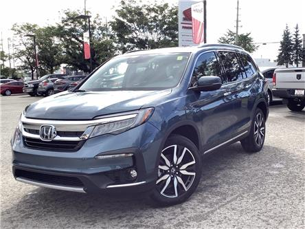 2021 Honda Pilot Touring 7P (Stk: 21354) in Barrie - Image 1 of 26