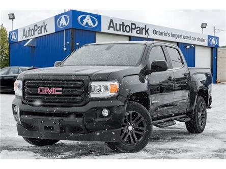2017 GMC Canyon SLE (Stk: 17-99739T) in Georgetown - Image 1 of 19