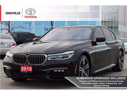 2019 BMW 750i xDrive (Stk: P7421) in Oakville - Image 1 of 20