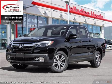 2021 Honda Ridgeline EX-L (Stk: 23093) in Greater Sudbury - Image 1 of 23
