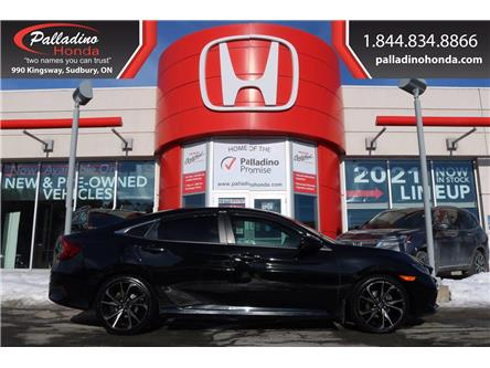 2019 Honda Civic Sport (Stk: 23028A) in Greater Sudbury - Image 1 of 35