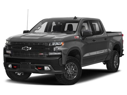 2021 Chevrolet Silverado 1500 LT Trail Boss (Stk: 21C10119) in Kimberley - Image 1 of 9