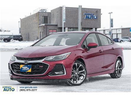 2019 Chevrolet Cruze Premier (Stk: 119604) in Milton - Image 1 of 22