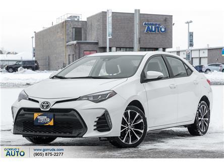 2017 Toyota Corolla SE (Stk: 876373) in Milton - Image 1 of 20