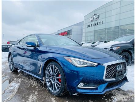 2017 Infiniti Q60 3.0t Red Sport 400 (Stk: U16786) in Thornhill - Image 1 of 20