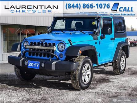 2017 Jeep Wrangler Sport (Stk: 21161A) in Sudbury - Image 1 of 26