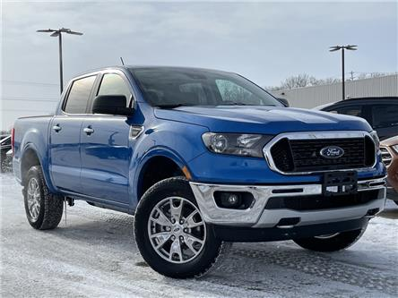2021 Ford Ranger XLT (Stk: 021RT7) in Midland - Image 1 of 13