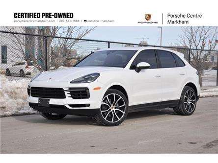 2019 Porsche Cayenne Base (Stk: PU0024) in Markham - Image 1 of 17