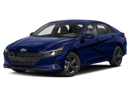 2021 Hyundai Elantra Preferred w/Sun & Tech Pkg (Stk: 50221) in Saskatoon - Image 1 of 9