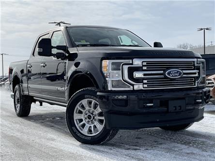 2021 Ford F-250 Limited (Stk: 21T139) in Midland - Image 1 of 19