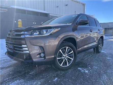 2019 Toyota Highlander XLE (Stk: U9254) in Ottawa - Image 1 of 17