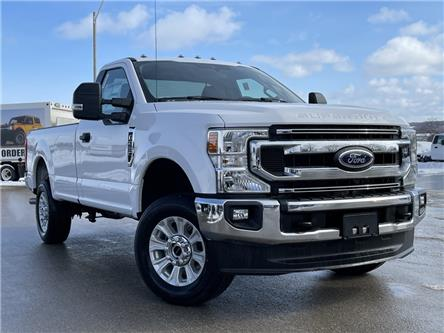 2021 Ford F-250 XLT (Stk: 21T132) in Midland - Image 1 of 11