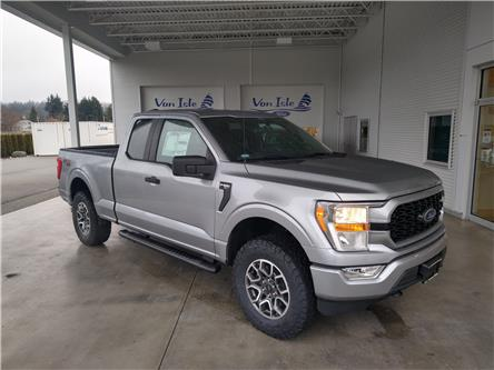 2021 Ford F-150 XL (Stk: 21017) in Port Alberni - Image 1 of 19