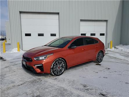 2020 Kia Forte5 GT (Stk: P21208A) in Timmins - Image 1 of 10