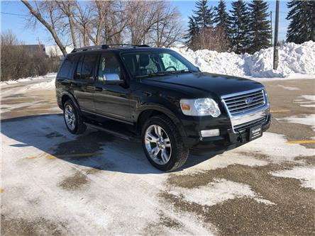2009 Ford Explorer Limited (Stk: ) in Winnipeg - Image 1 of 17