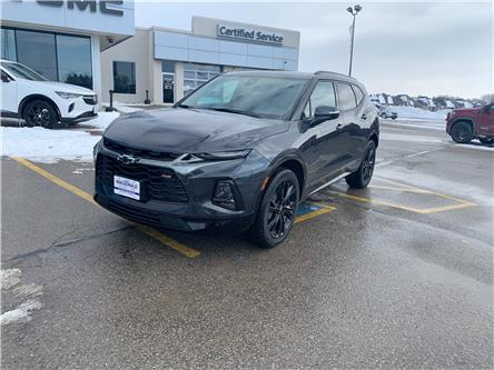 2021 Chevrolet Blazer RS (Stk: 47609) in Strathroy - Image 1 of 8