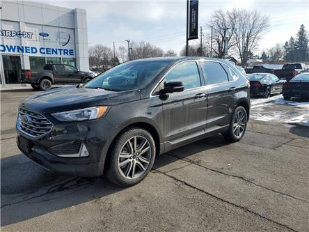 2021 Ford Edge Titanium (Stk: 210090) in Hamilton - Image 1 of 11