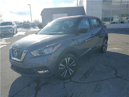 2019 Nissan Kicks SV (Stk: CLL560196A) in Cobourg - Image 1 of 13