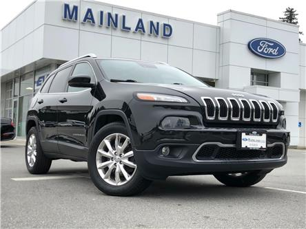2014 Jeep Cherokee Limited (Stk: P0579) in Vancouver - Image 1 of 30