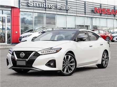 2021 Nissan Maxima Platinum (Stk: 21-066) in Smiths Falls - Image 1 of 23
